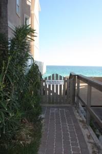 Alamo St. Beach Entry